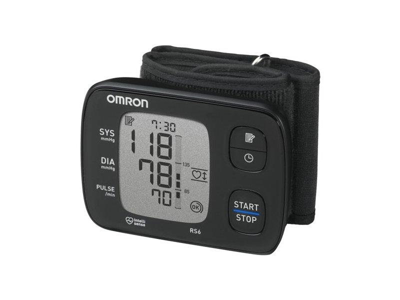 Tlakoměr OMRON RS6 na zápěstí