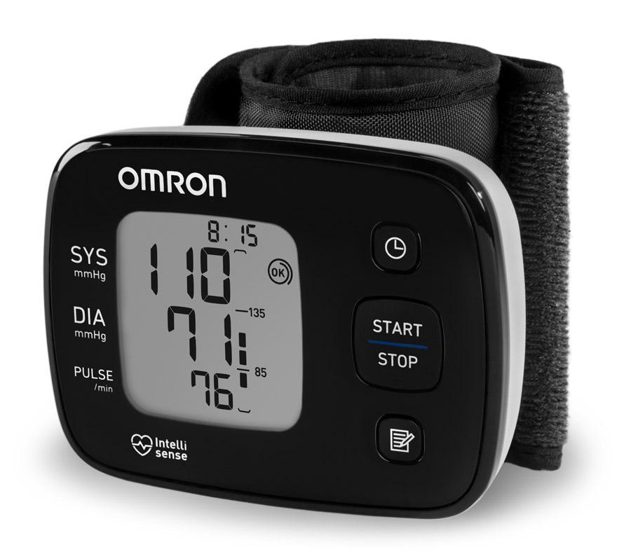 Tlakoměr OMRON MIT Quick Check 3
