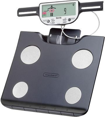 Osobní digitální váha Tanita BC-601 se slotem pro SD kartu