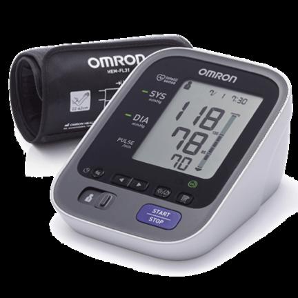 Tlakoměr OMRON M7 Intelli IT s bluetooth připojením - 5 let záruka