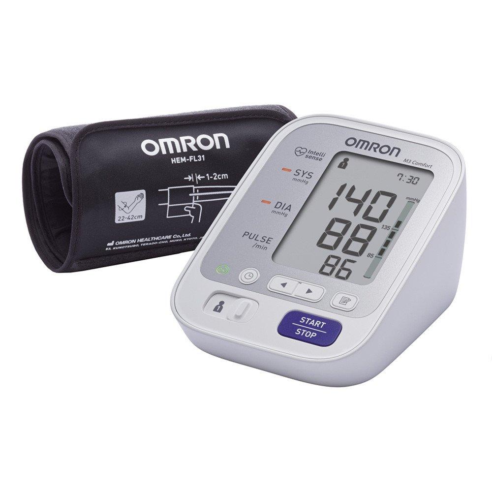 Tlakoměr OMRON M3 Comfort